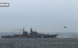 """Kéo Nga vào cuộc, TQ quyết lợi dụng Moscow để """"tái cân bằng"""" trên biển Đông?"""