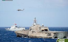 """Lo thế lực Nhật Bản trên biển Đông, 4 thượng tướng TQ cùng ra biển Hoa Đông """"dằn mặt"""""""