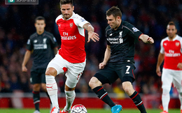 Box TV: Xem TRỰC TIẾP Arsenal vs Liverpool (22h00)