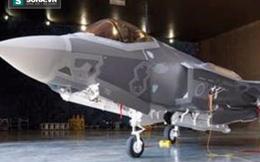 Công bố hình ảnh tiêm kích tàng hình F-35 đầu tiên sẽ hiện diện ở châu Á