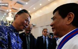 """Biển Đông: TT Philippines tuyên bố """"trái ý"""" Tập Cận Bình, sẵn sàng chiến tranh với TQ"""
