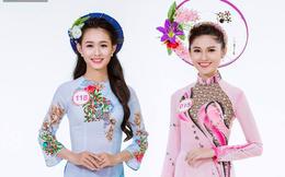 Vì sao ảnh áo dài của thí sinh Hoa hậu Việt Nam 2016 vừa đăng lên đã bị ném đá?