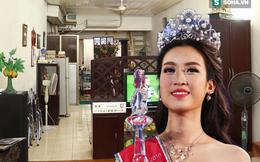 Gia cảnh chưa từng biết của Tân Hoa hậu Đỗ Mỹ Linh