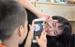 Người mẫu Châu Bùi làm đại sứ cho dự án đặc biệt