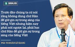 Đề xuất dạy chữ Hán: Hãy để học sinh Việt Nam được tự lựa chọn