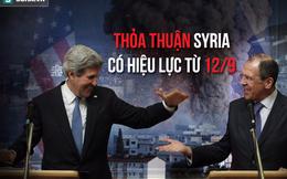 Nga-Mỹ chính thức song hành tại Syria: Ai lo sợ nhất?