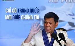 Tâng bốc Trung Quốc và xua đuổi Mỹ, ông Duterte sắp khiến châu Á rối tung?