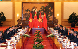 Toàn văn tuyên bố chung Việt Nam - Trung Quốc