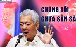 """TQ lại """"toát mồ hôi"""" vì tuyên bố bất ngờ của Ngoại trưởng Philippines"""