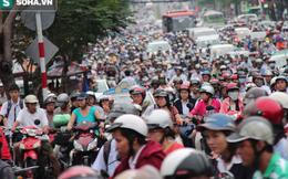 Economist: Lái xe ở Việt Nam giờ còn hơn cả ác mộng
