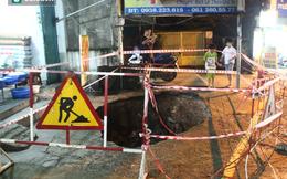 Hố tử thần khủng bất ngờ xuất hiện trên tuyến đường huyết mạch ở Đồng Nai