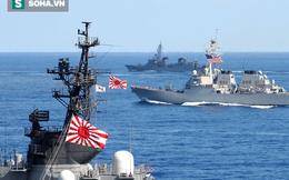"""TQ sẽ tức điên vì chiến lược """"một mũi tên trúng ba đích"""" ở biển Đông của Nhật Bản"""