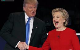 [VIDEO] Tranh luận trực tiếp: Ông Trump ngắt lời bà Clinton 28 lần