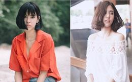 Đây là cô bạn Thái Lan với tóc ngắn, dáng chuẩn và xinh kiểu... chẳng giống ai!