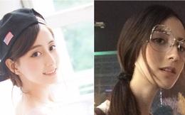 Cô nàng với gương mặt xinh đẹp lai giữa 3 mỹ nhân số 1 Trung Quốc