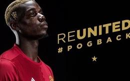 """Pogba: """"Sự xuất hiện của Mourinho đã đưa tôi đến M.U"""""""