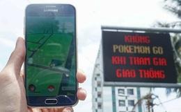 Công an huyện cấm cán bộ, chiến sĩ chơi trò Pokemon Go
