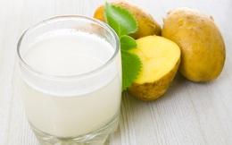 Làm sạch gan, tống sỏi thận với khoai tây: Bài thuốc đơn giản bạn không ngờ tới