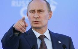 Putin cáo buộc Ukraine tìm cách tấn công vào Crimea