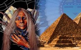 Truyền thuyết về hàng loạt kim tự tháp được xây dựng bởi... người Nhện!