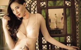 Vẻ nóng bỏng của người đẹp Việt Nam giữ kỉ lục đi thi quốc tế