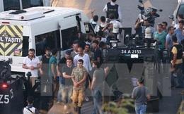 Thổ Nhĩ Kỳ tố 2 cơ quan tình báo Mỹ dính líu âm mưu đảo chính quân sự