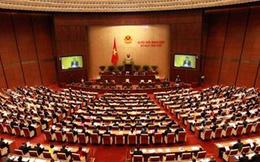Quốc hội khóa XIV quyết định nhân sự Nhà nước