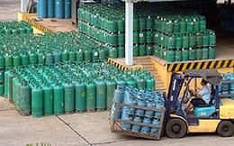 Giá gas tăng 15.000 đồng/bình từ 1/10