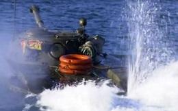 Quả đấm thép của Hải quân Việt Nam tập tái chiếm đảo