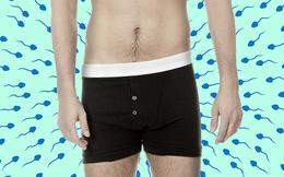 Quần lót rộng và chật có ảnh hưởng đến tinh trùng không?