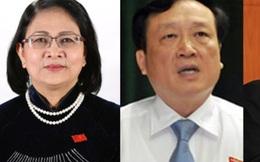 Ba chức danh quan trọng tái đắc cử nhiệm kỳ Quốc hội khóa 14