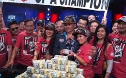 Tay chơi Poker người Việt giành giải thưởng trị giá 8 triệu USD