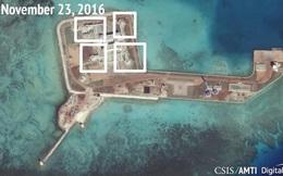 Trung Quốc lắp vũ khí phòng không trái phép ở Trường Sa