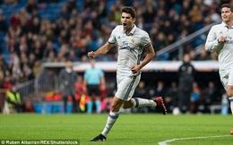 CLIP: Con trai Zidane ghi bàn tinh tế, Real đại thắng 6-1