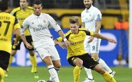 Box TV: Xem TRỰC TIẾP Real Madrid vs Dortmund (02h45)