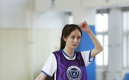 Dương Mịch má hóp, gầy nhom sau scandal Lưu Khải Uy ngoại tình