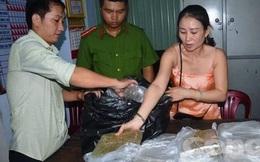 Chồng gửi cần sa từ Lào về Việt Nam cho vợ tiêu thụ