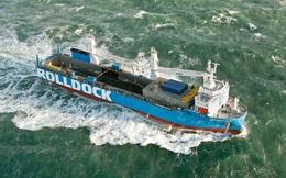 NÓNG: Rolldock Storm tăng tốc độ đưa tàu ngầm Kilo-636 Bà Rịa - Vũng Tàu về Việt Nam!