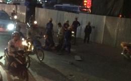 Nguyên nhân công nhân rơi xuống đường ở DA Cát Linh - Hà Đông