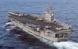 Yonhap: Tàu sân bay hạt nhân Mỹ sẽ sớm tới bán đảo Triều Tiên