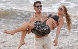 Người tình trẻ xác nhận chuyện tình cảm với Mariah Carey