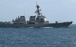 Ba tàu chiến Mỹ ở Biển Đỏ tiếp tục bị tấn công tên lửa từ Yemen
