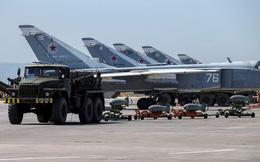 Nga chuyển gần 1 triệu tấn quân nhu cho hoạt động quân sự ở Syria