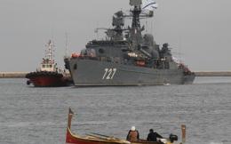Tìm hiểu tàu chiến Nga vừa chạm trán khu trục hạm Mỹ trên biển