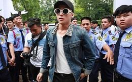 Sơn Tùng được bảo vệ nghiêm ngặt sau scandal tai tiếng