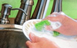 Rửa bát là việc thường ngày nhưng ai ngờ mình đang hại cả nhà vì rửa theo cách rất sai