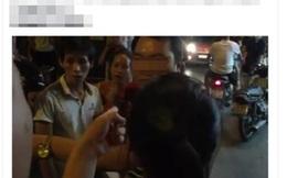 Xôn xao vụ người đàn ông sàm sỡ cô gái trẻ trên phố Cầu Giấy rồi quay sang tố cô gái ăn cắp