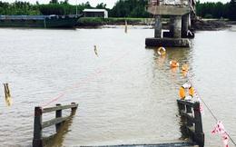 Cà Mau báo cáo Thủ tướng việc 'cầu vừa xây xong đã sập'