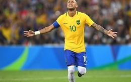 Sau bao cay đắng, Neymar đã được đền đáp