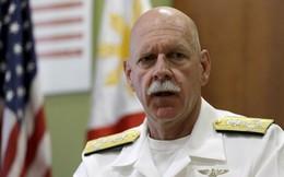Tư lệnh Hải quân Việt Nam hội đàm với Đô đốc Hạm hội Hoa Kỳ
